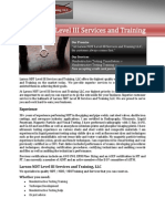Larson NDT Level III Services and Training