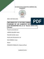 Institucion Educativa Nuestra Señora Del Rosario