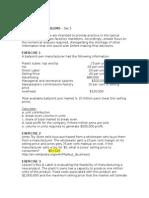 Marketing Problems-Set 2