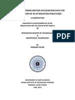 Dissertation Report- Pranshu Ratre