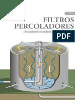 FILTROS PERCOLADORES -- TTO SECUNDARIO DE AGUAS RESIDUALES