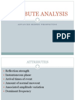 Attribute Analysis