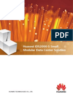 HUAWEI IDS2000-S Small Modular Data Center Solution Brochure.pdf