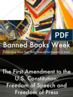 Its Banned Books Week