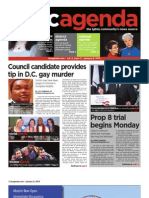 dcagenda.com - vol. 2, issue 2 - january 8, 2010