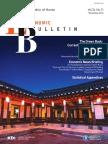 Economic Bulletin (Vol. 36 No. 11)
