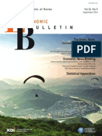 Economic Bulletin (Vol. 36 No. 9)