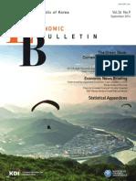 Economic Bulletin (Vol. 36 No. 9)