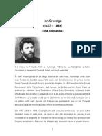 Ion Creanga_fisa Biografica