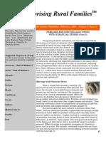 Erf Newsletter 2.05