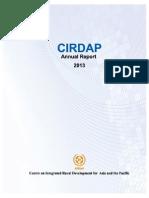 CIRDAP Annual Report 2013