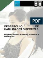 Desarrollo de Habilidades Directivas 2013