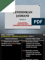 12-kssr-pj-tahun4-modulkemahiran-olahragaasas-kemahiranasasbalingan-140125224558-phpapp01.pptx