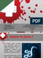 Alfan Endarto - The Ebola Virus