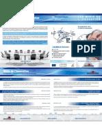 Programme des Midis de l'Innovation 2010 (Bernhard Adriaensens - Centre d'Entreprise Héraclès)