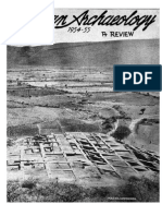 Indian Archaeology 1954-55 a Review