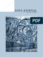 Africanus Journal Volume 1 No. 1
