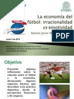 La Economía Del Futbol - Ramon Javier Mesa
