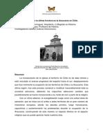 Iglesias de La Ultima Frontera de La Araucania