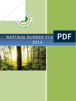 NATURAL RUBBER STATISTICS 2014