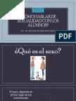 Cómo Hablar de Sexualidad Con Los Alumnos
