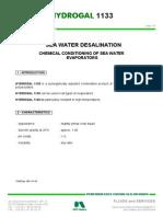 Tds.hydrogal 1133