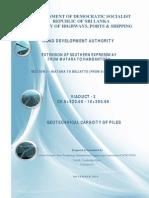 Pile design Report by RANR Ranasinghe