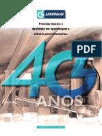 Catalogo Laborglas 2 Edicao