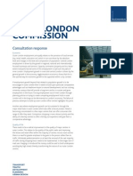 Outer London Commission Responce