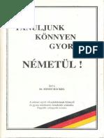 Tanuljunk könnyen gyorsan németül-Dr Ernst Häckel -.pdf