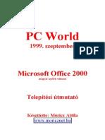 Microsoft Office 2000 Magyar