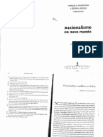 O Nacionalismo Caudilhista Na Bolívia