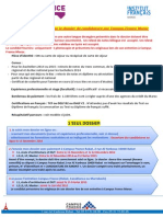 Liste Des Documents à Fournir Pour Le Dossier de Candidature Par Campus France 2015 2016