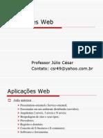 Aula - Aplicação Web