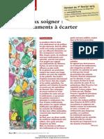 Medicaments a Ecarter 2013.pdf
