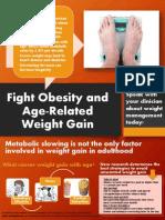 weight management handout- spring 2014