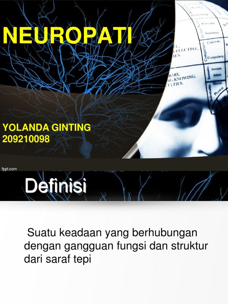 perifer neuropati diagnos