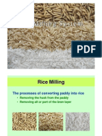 Rice Milling System