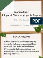 Laporan Kasus ITP - Nima