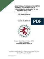 Dr a Al-Zahran%27s PhD Thesis