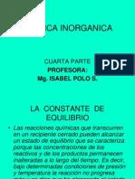Quimica Inorganica Cuarta Parte