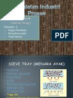 246330637 Menara Ayak Sieve Tray