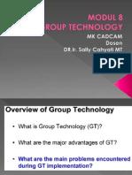 Modul 8 Group Technology