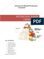 Bases Cientificas Del Anutricion 2011