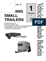 Building Small Trailers