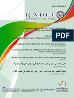 KELEMBAGAAN WILAYAT AL-HISBAH DALAM KONTEKS  PENERAPAN SYARIAT ISLAM DI PROVINSI ACEH-By
