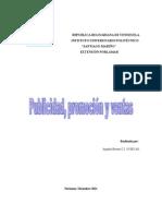 Estrategias de Publicidad y Promoción