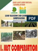 Agrarian Law and Social Legislation