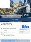 Singapore Property Weekly Issue 185