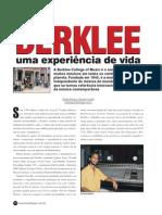 Berklee Entrevista - Revista